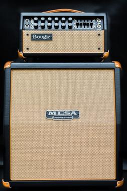 Mesa Boogie Mark 5 25 Head Black Taurus & Tan Jute Grill - Custom Design
