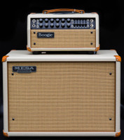 Mesa Boogie Mark V 25 Head and 1x12 Mini Recto Slant - Cream Bronco & Cream Tan Grill - Custom Design