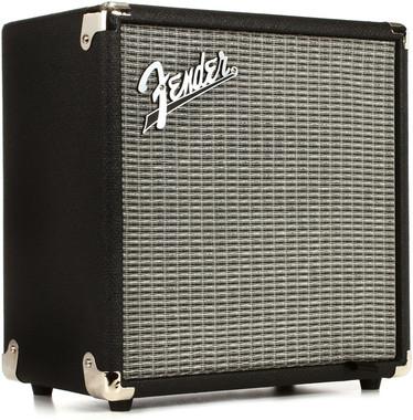 fender rumble 15 watt bass combo amplifier on sale at guitar world australia. Black Bedroom Furniture Sets. Home Design Ideas