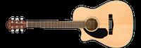 Fender CC-60SCE, Concert Left-Hand