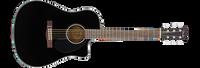 Fender CD-60SCE, Dreadnought