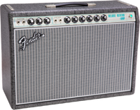 Fender 68 Custom Deluxe Reverb Gun Metal