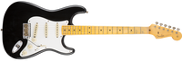 Fender 1958 Journeyman Relic Stratocaster, Maple Fingerboard, Faded Black