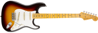 Fender 1958 Journeyman Relic Stratocaster, Maple Fingerboard, Chocolate 3-Color Sunburst