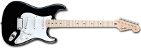 Fender Eric Clapton Signature Stratocaster, Maple Fingerboard, Mercedes Blue