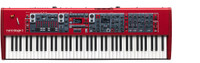 Nord Stage 3 HP76 - 76-note Hammer Action Portable keybed