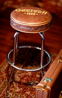 GRETSCH BAR STOOL - 24 INCH 1883 BAR STOOL