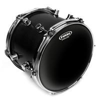 Evans Black Chrome Drum Head, 14 Inch