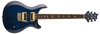 PRS SE Standard 24 - Translucent Blue, Bound Neck and Body