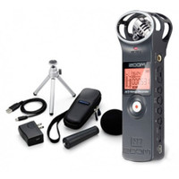 Zoom H1 Handy Recorder & Accessory Pack