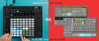 Ableton PUSH 2 Controller + Live 9 Standard Bundle Guitar World Australia Ph 07 55962588