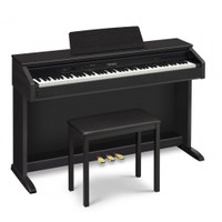 CASIO CELVIANO AP260BK DIGITAL PIANO - SATIN BLACK (AP-260BK)