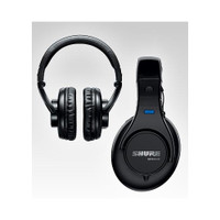 Shure SRH440 closed Studio Headphones
