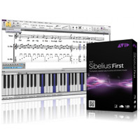 Sibelius First Notation Software