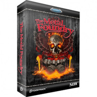Toontrack Metal Foundry SDX For Superior Drummer
