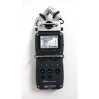 Zoom H5 handy recorder w/ interchangeable capsules