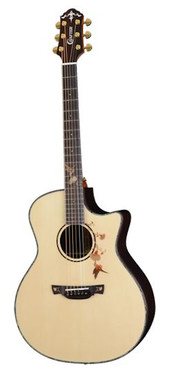 shop online for crafter tbxe rose all solid acoustic electric guitar in australia acoustic. Black Bedroom Furniture Sets. Home Design Ideas