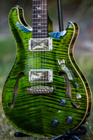 PRS Hollowbody II Jade