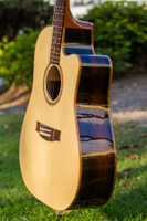 Maton Brazilian Rosewood Custom Shop Guitar