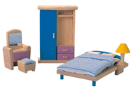 Plan Toys Neo Bedroom Doll Furniture 7309