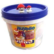 Free Mobilo Heads! with Mobilo Large Bucket Purchase