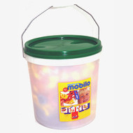 Free Mobilo Heads with Mobilo Giant Bucket!