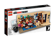 LEGO Ideas The Big Bang Theory 21302