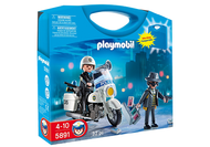 Playmobil Police Carrying Case 5891