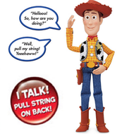 Toy Story Woody Talking Action Figure - 20th Anniversary Edition