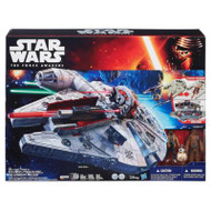 Star Wars VII Battle Action Millenium Falcon by Hasbro