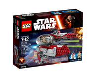 LEGO Star Wars Obi-Wan Jedi Interceptor 75135