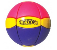 Phlat Ball Jr in Pink/Purple by Britz n Pieces