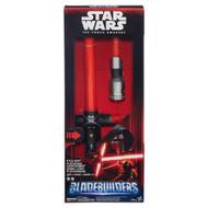 Star Wars Kylo Ren Electronic Lightsaber by Hasbro