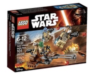 Lego Star Wars Rebel Alliance Battle Pack 75133