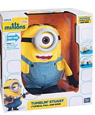 Minions Tumblin' Stuart Plush Toy