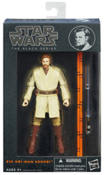 "Star Wars 6"" Black Series 10 Obi-Wan Kenobi by Hasbro"