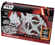Star Wars Millennium Falcon RC Flying Drone by Thinkway Toys