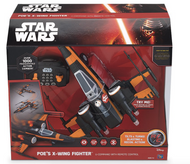 Star Wars Poe's X-Wing Fighter U-Command with Remote Control