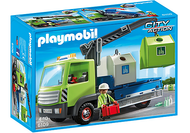 Playmobil Glass Sorting Truck 6109
