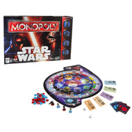 Monopoly Star Wars VII Universe Edition Board Game