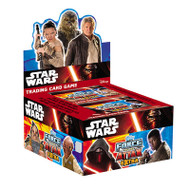 Star Wars Topps Force Attax Extra Trading Card Game
