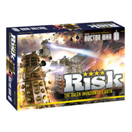 Doctor Who Risk Board Game