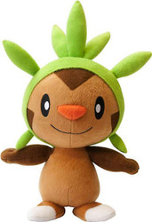 "Tomy Pokemon XY 18"" Chespin Plush"