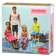 Stockholm Family Summer Set by Lundby
