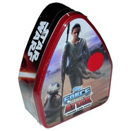Star Wars Topps Force Attax Trading Card Game Tin - Rey