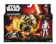 Star Wars Episode VII 3.75inch Class Vehicles - Assault Walker + Stormtrooper