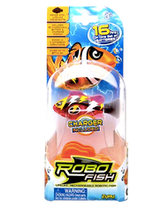 Robo Red Platy Fish - Rechargeable Robotic Fish by Zuru