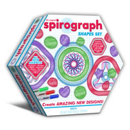 Spirograph Shapes Set