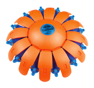 Britz'n'Pieces Phlat Ball AeroFlyt - Orange/Blue