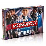 Monopoly Dr Who Regeneration